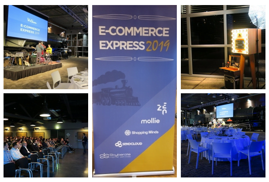 E-commerce expres collage