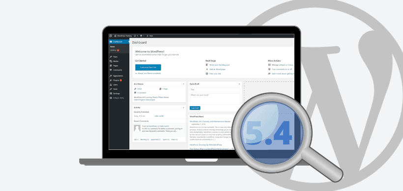 "WordPress 5.4 ""Adderley"""