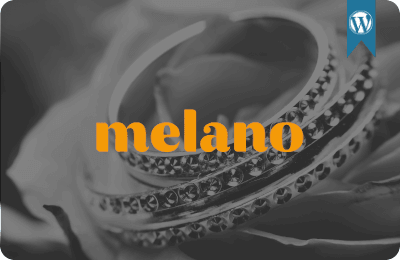 Melano-Jewelry WordPress hosting klantcase