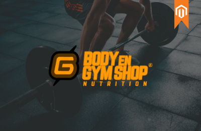 Body en Gym Shop Featured Image