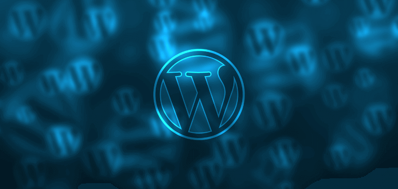 Helft van alle websites in WordPress
